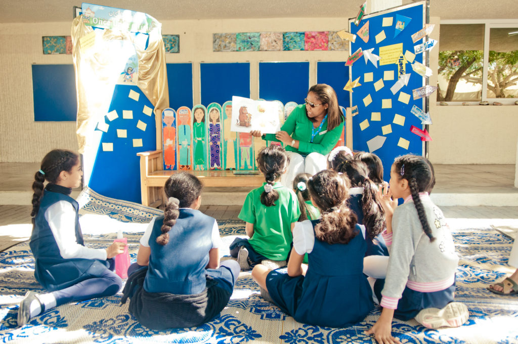 The Sultans School The Leading Bilingual School In Oman With